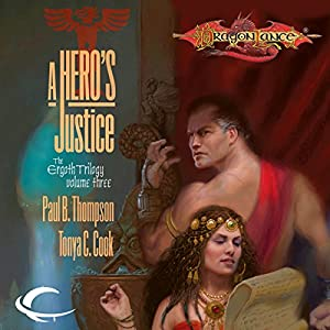 A Hero's Justice Audiobook