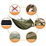 Camping Hammock with Net - Lightweight COVACURE