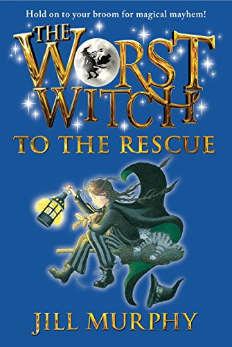 Book cover for The Worst Witch to the Rescue