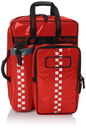 Red Adult Backpack Red Unisex Parabag 2015 Parabag Unisex Sq0pn