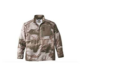 Amazon.com  Cabela s Men s Outfitter Camo Merino Wool Tech 1 2 Zip ... 397d60a52416