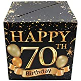 Buildinest 70th Birthday Party Decorations Box