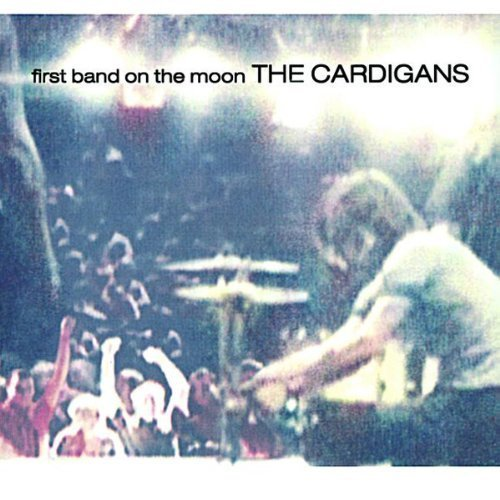 First Band on the Moon - Polar Cardigan