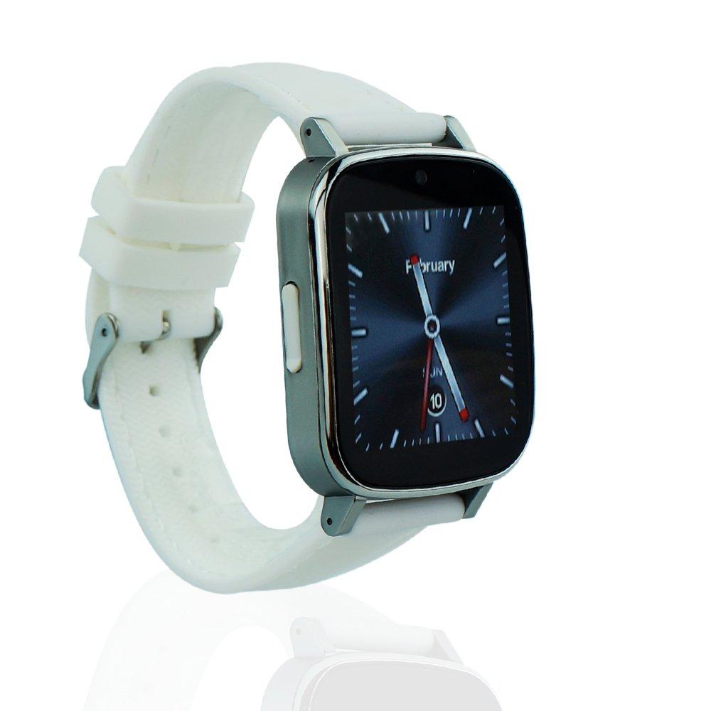 YUNTAB® NX9 Bluetooth Smart Watch (blanco): Amazon.es ...