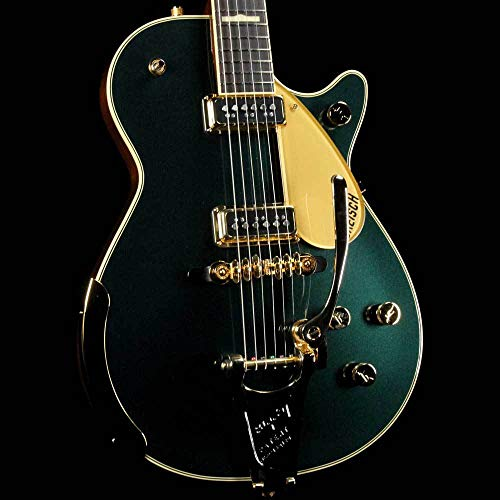 Gretsch Duo Jet - Gretsch G6128T-57 Vintage Select Edition '57 Duo Jet - Cadillac Green