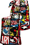 Marvel Men's Plush Lounge Pants, Marvel, Medium