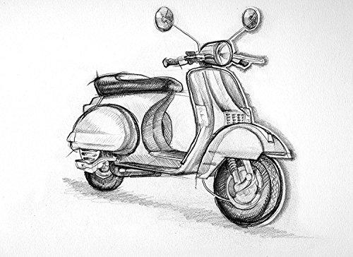 """Art1st Sketch Pad, 9""""X12"""", White, 50 Sheets"""