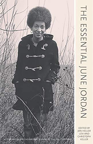 Book Cover: The Essential June Jordan