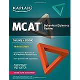 MCAT Behavioral Sciences Review: Online + Book