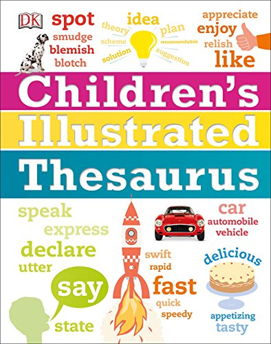 Children's Illustrated Thesaurus Hardcover – June 6, 2017