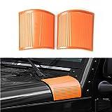 Automotive : New ABS Cowl Body Armor for Jeep Wrangler Rubicon Sahara JK & Unlimited 07-17(Orange)