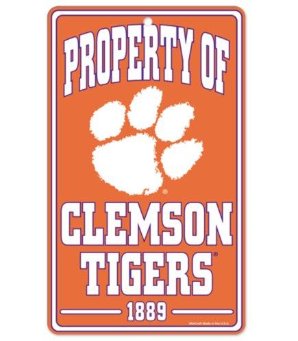 WinCraft NCAA Clemson University Tigers 7
