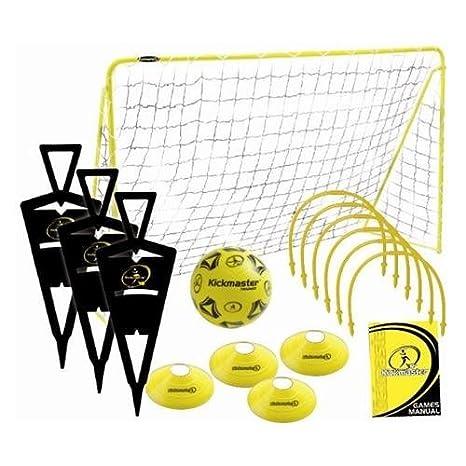 Kickmaster sinfin con arandelas para de balón de fútbol y de ...