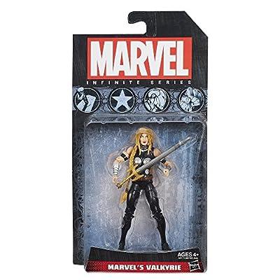 Marvel Avengers Infinite Series Valkyrie Figure, 3.75