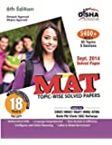 MAT 18 Years Topic-Wise Solved Papers (1997-2014) (Old Edition)