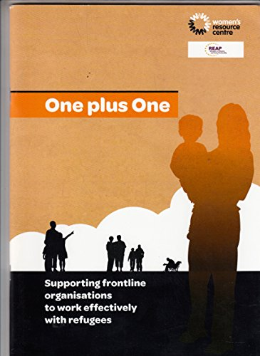 2010 Plus Green Line - 2010 One Plus One | Supporting Frontline Organisations to Work Effectively with Refugees