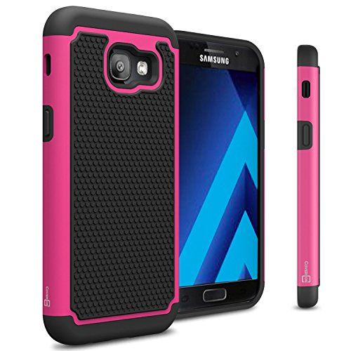 Slim Shockproof Case for Samsung Galaxy A5 (Pink) - 1
