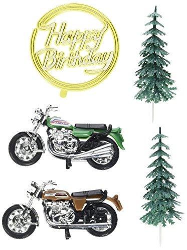 Motorcycle Cake Top - 2