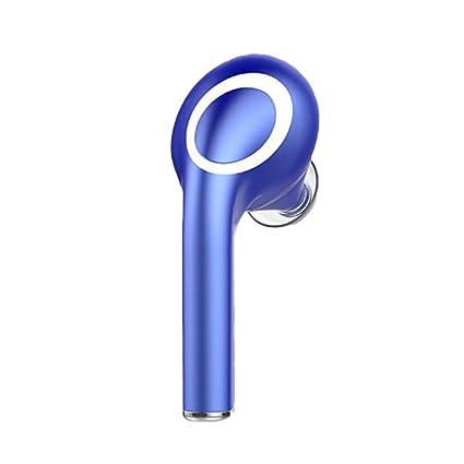 Little Dedo inalámbrico Bluetooth magnético Auricular, Auriculares in-Ear Estéreo Auriculares inalámbricos Bluetooth 4.2
