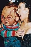 #2: Jennifer Tilly Sexy Color 24x36 Poster Bride of Chucky