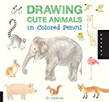 img - for Drawing Cute Animals in Colored Pencil book / textbook / text book