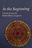 In the Beginning, Rabbi Elliot J. Cosgrove, 0982508409
