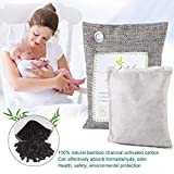 Activated Bamboo Charcoal Air Purifying Bags for
