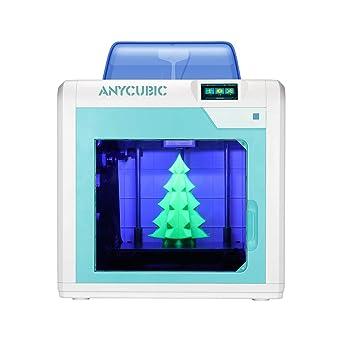 ANYCUBIC FDM Impresora 3D 4Max Pro Sensitive Pantalla Táctil ...