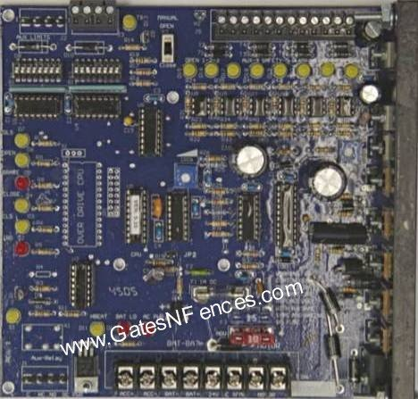DC Solutions Liftmaster MA-001 Control Board for all Mega Barrier