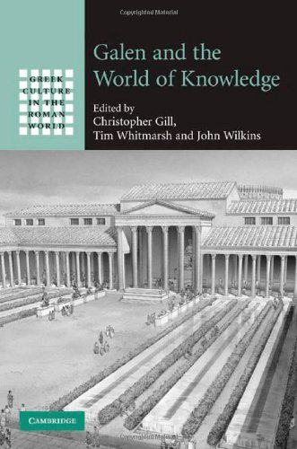Download Galen and the World of Knowledge (Greek Culture in the Roman World) Pdf