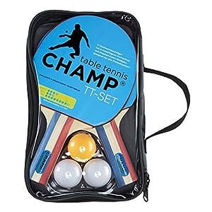 Tischtennis Schläger Set Champ