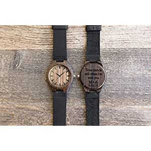 Personalized Watch - Engraved Watch - W#66