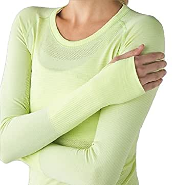 Amazon.com: Lululemon Swiftly Tech Long Sleeve Crew (10
