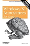 Windows XP Annoyances for Geeks, 2nd Edition, David A. Karp, 0596008767
