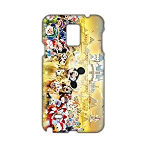Fortune disney characters Phone case for Samsung Galaxy note4