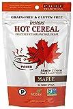 Instant Hot Cereal, Maple, Certified Paleo, Vegan, Grain & Gluten Free, 14 Servings