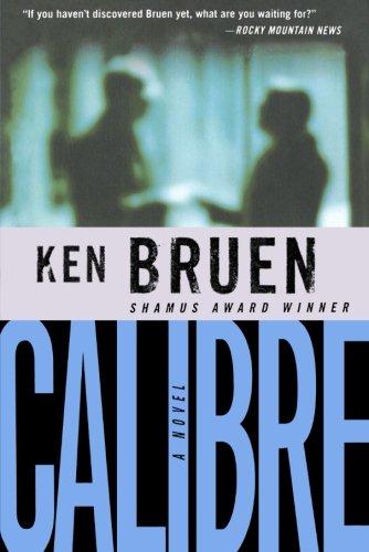 Download Calibre: A Novel (Inspector Brant Series) pdf