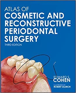 Atlas of Cosmetic and Reconstructive Periodontal Surgery 3/E