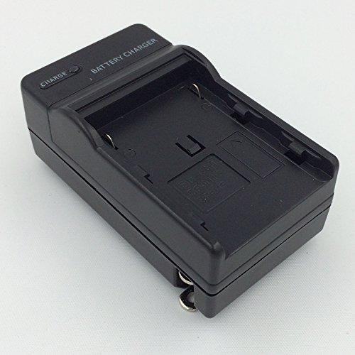 HZQDLN Portable AC Li-ion Battery Charger for CANON ES-60 ES-65 ES-75 Hi8 Camcorder