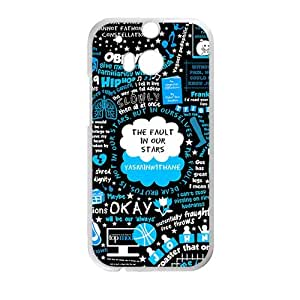 Life motto Cell Phone Case for HTC One M8