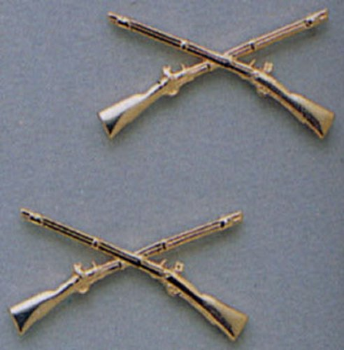 Officers Infantry Pin - 1