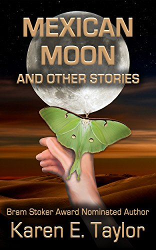 book cover of Mexican Moon