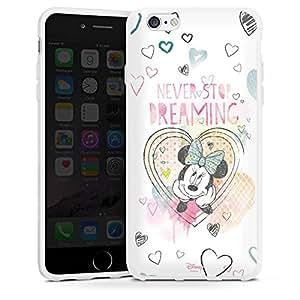APPLE iPhone 3GS Funda Premium Case Protección cover Disney Minnie Mouse Fan Artículo Regalos