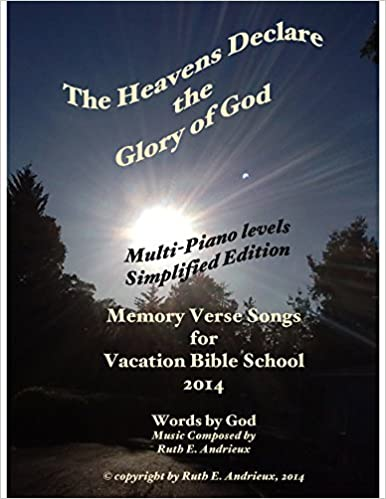 Download online The Heavens Declare the Glory of God, Simplified Edition PDF, azw (Kindle)