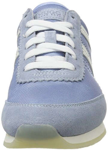 Hugo Adreny-s 10191482 01, Scarpe da Ginnastica Basse Donna Blu (Light/Pastel Blue 453)