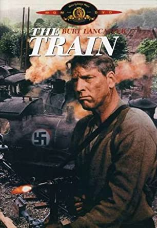 Image result for burt lancaster in 'the train'