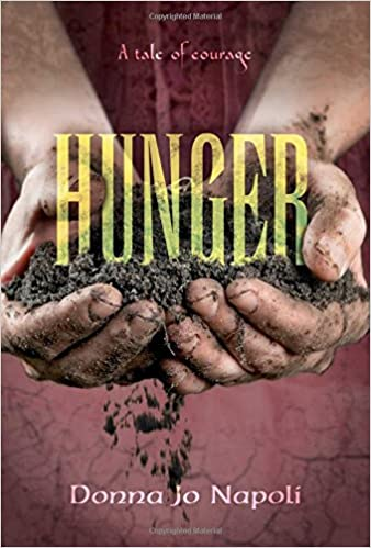 Amazon.com: Hunger: A Tale of Courage (9781481477499): Donna Jo ...