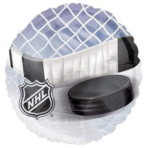 (Anagram 24370 NHL Hockey Foil Balloon, 18