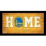 NBA 6x12 Home Sweet Home Sign