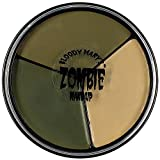 Bloody Mary Tri Color Zombie Foundation Wheel For Costume Halloween By